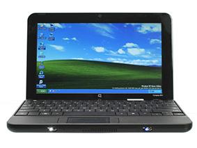 Замена матрицы на ноутбуке Hp Compaq Mini 110