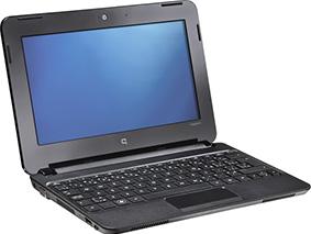 Замена матрицы на ноутбуке Hp Compaq Mini Cq10
