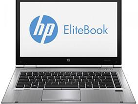 Замена матрицы на ноутбуке Hp Elitebook 8470P B5W69Aw