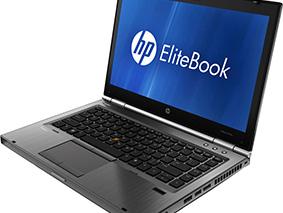 Замена матрицы на ноутбуке Hp Elitebook 8470W
