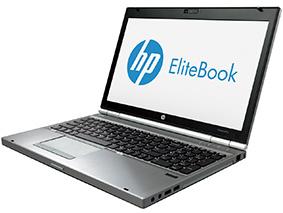Замена матрицы на ноутбуке Hp Elitebook 8570P