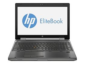 Замена матрицы на ноутбуке Hp Elitebook 8570W A7C38Av