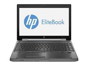 Замена матрицы на ноутбуке Hp Elitebook 8570W