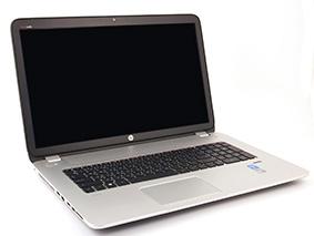 Замена матрицы на ноутбуке Hp Envy 17 J000