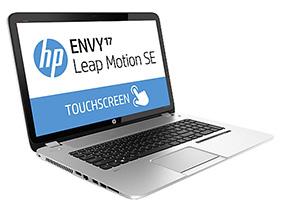 Замена матрицы на ноутбуке Hp Envy 17 J100 Leap Motion Ts Se