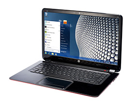 Замена матрицы на ноутбуке Hp Envy 6 1200