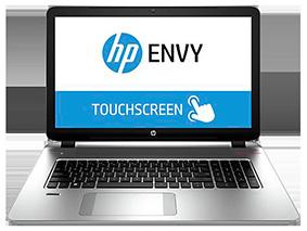 Замена матрицы на ноутбуке Hp Envy M7 K200