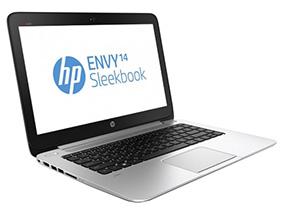 Замена матрицы на ноутбуке Hp Envy Sleekbook 14 K000