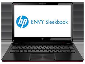 Замена матрицы на ноутбуке Hp Envy Sleekbook 4 1000
