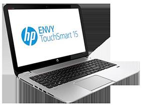Замена матрицы на ноутбуке Hp Envy Touchsmart 15 J000