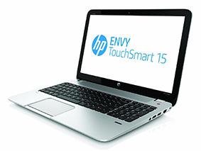 Замена матрицы на ноутбуке Hp Envy Touchsmart 4 1161Er