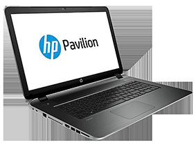 Замена матрицы на ноутбуке Hp Pavilion 17 F000