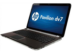 Замена матрицы на ноутбуке Hp Pavilion Dv7 6C00