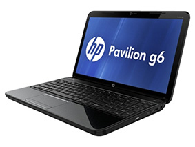 Замена матрицы на ноутбуке Hp Pavilion G6 2395Sr