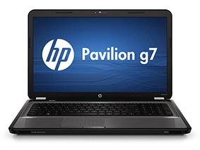 Замена матрицы на ноутбуке Hp Pavilion G7 1300