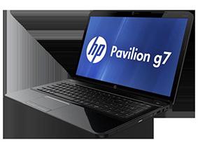 Замена матрицы на ноутбуке Hp Pavilion G7 2100