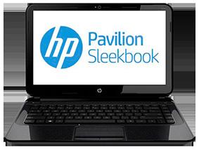 Замена матрицы на ноутбуке Hp Pavilion Sleekbook 14 B000