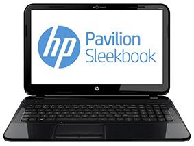 Замена матрицы на ноутбуке Hp Pavilion Sleekbook 15 B000