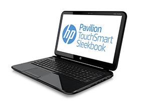 Замена матрицы на ноутбуке Hp Pavilion Sleekbook 15 B050Sw
