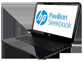 Замена матрицы на ноутбуке Hp Pavilion Sleekbook 15 B100