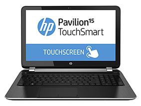 Замена матрицы на ноутбуке Hp Pavilion Touchsmart 15 N000