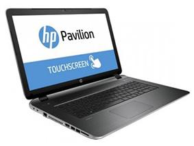 Замена матрицы на ноутбуке Hp Pavilion Touchsmart 17 F000