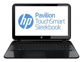 Замена матрицы на ноутбуке Hp Pavilion Touchsmart Sleekbook 15 B100