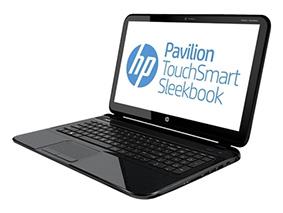 Замена матрицы на ноутбуке Hp Pavilion Touchsmart Sleekbook 15 B119Sr