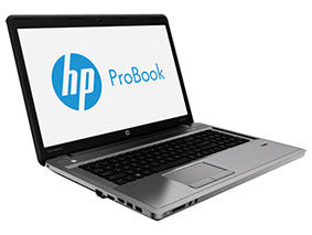 Замена матрицы на ноутбуке Hp Probook 4740S B0Y85Ea