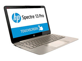 Замена матрицы на ноутбуке Hp Spectre 13 Pro