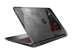 Замена матрицы на ноутбуке Hp Star Wars Special Edition 15 An000
