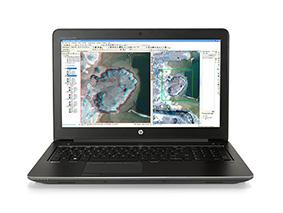 Замена матрицы на ноутбуке Hp Zbook 15 G3