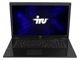 Замена матрицы на ноутбуке Iru Patriot 701