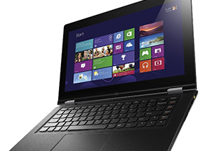 Замена матрицы на ноутбуке Lenovo Ideapad Yoga 11