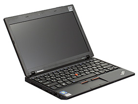 Замена матрицы на ноутбуке Lenovo Thinkpad X100E