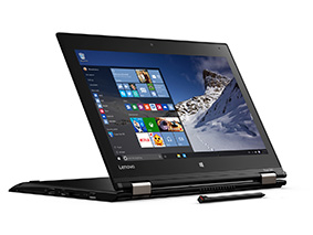 Замена матрицы на ноутбуке Lenovo Thinkpad Yoga 260