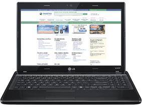Замена матрицы на ноутбуке Lg Sd525