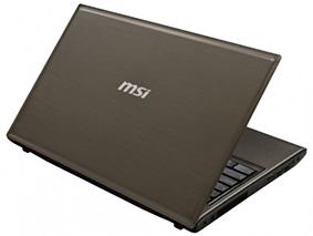 Замена матрицы на ноутбуке Msi Cx61 0Nc