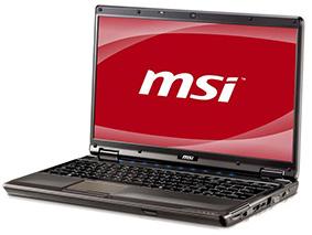 Замена матрицы на ноутбуке Msi Ge600