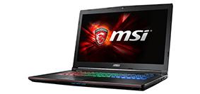 Замена матрицы на ноутбуке Msi Ge72 6Qf 013Xru