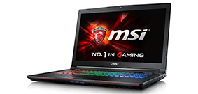 Замена матрицы на ноутбуке Msi Ge72 6Qf 067Xru