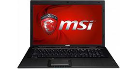 Замена матрицы на ноутбуке Msi Gp70 2Qe 645Ru