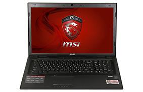 Замена матрицы на ноутбуке Msi Gp70 2Qe 646Ru