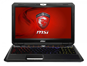 Замена матрицы на ноутбуке Msi Gt60 0Nc