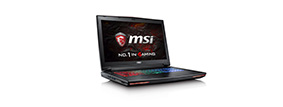 Замена матрицы на ноутбуке Msi Gt72Vr 6Re 088Ru