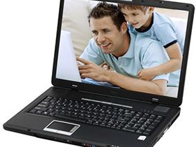 Замена матрицы на ноутбуке Msi Megabook Er710