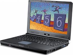 Замена матрицы на ноутбуке Msi Megabook Vr201