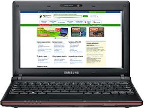 Замена матрицы на ноутбуке Samsung N100