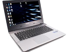 Замена матрицы на ноутбуке Samsung Qx410