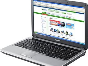 Замена матрицы на ноутбуке Samsung Rv508